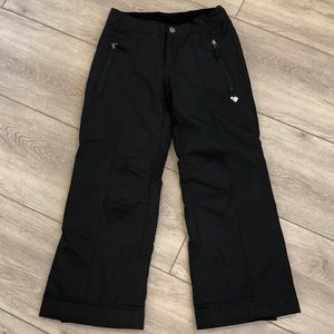 Obermeyer Ski Snowboard Pants Girls Sz 8 Like New
